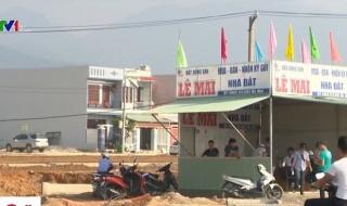 Đất khu dân cư Hòa Liên, Hòa Vang ở Đà Nẵng sốt bất thường