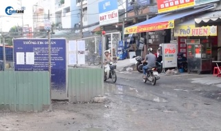 Dân đường Cao Lỗ, quận 8 sống khổ vì lô cốt