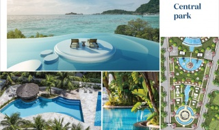 Khai trương biệt thự mẫu dự án NovaHills Mũi Né Resort & Villas