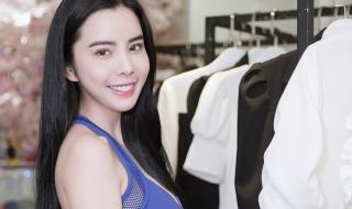 Không gian sống của hoa hậu Huỳnh Vy
