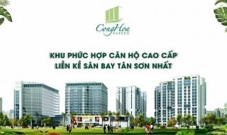 Cộng Hòa Garden: Khu căn hộ cạnh sân bay Tân Sơn Nhất