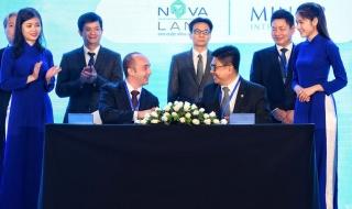 Novaland chính thức hợp tác chiến lược cùng 2 tập đoàn quốc tế