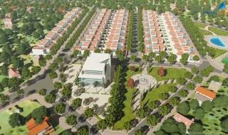 Khu đô thị sinh thái Eco Garden Quảng Bình
