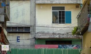 Khẩn trương tháo dở và xây dựng mới chung cư nghiêng 45cm tại quận 1