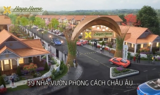 Dự án Haya Home Long An
