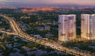 Dự án căn hộ Opal Boulevard tỉnh Bình Dương
