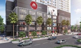 Dự án trung tâm thương mại Saigon Metro Mall quận 8