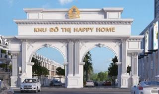 Dự án khu đô thị Happy Home Cà Mau
