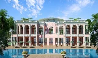 Dự án biệt thự Sonasea Paris Villas Kiên Giang