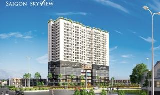 Dự án căn hộ Saigon Skyview
