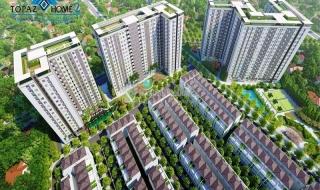 Dự án căn hộ Topaz Home 2
