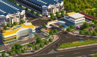 Dự án khu dân cư Canary City Thái Nguyên