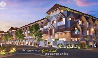 Dự án biệt thự Bình Châu Green Garden Villa