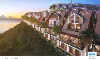 Dự án biệt thự nghỉ dưỡng Haborizon Nha Trang