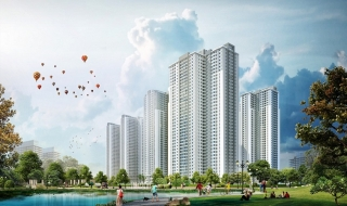 Dự án căn hộ TNR Sky Park