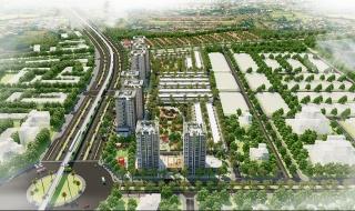 Dự án khu dân cư Thăng Long Home - Hiệp Phước