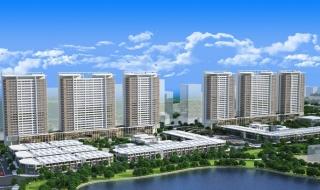 Dự án khu đô thị Khai Sơn City Long Biên