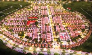 Dự án khu đô thị Trị Yên Riverside Long An