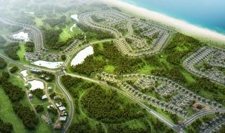 Dự án khu nghỉ dưỡng FLC Quang Binh Beach & Golf Resort