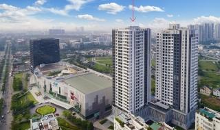 Dự án căn hộ Oakwood Residence Saigon