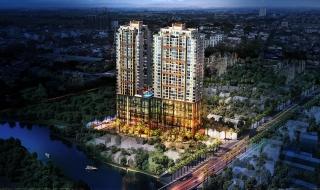 Dự án căn hộ South Gate Tower