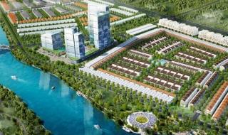 Dự án khu dân cư Oasis City Bình Dương