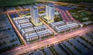 Dự án khu dân cư Phú Mỹ Gold City