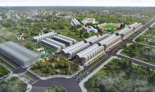 Dự án khu đô thị Vườn Sen Bắc Ninh