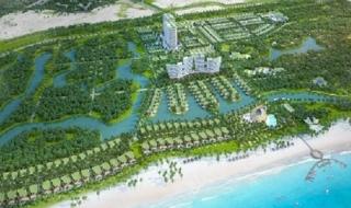 Dự án khu du lịch nghỉ dưỡng Lagoona Bình Châu