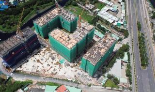 Sau 4 năm khởi công, dự án Diamond Riverside hiện ra sao?