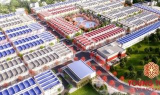 Dự án Young Town Tây Bắc Sài Gòn