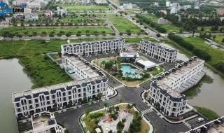 Dự án xây dựng không phép Long Phú Villa có phải của Trần Anh Group?