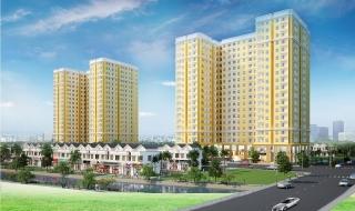 Dự án căn hộ Heaven Quận 8