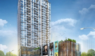Dự án căn hộ Ascent Plaza