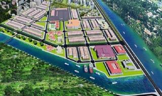 Dự án khu dân cư Cần Thơ Residence