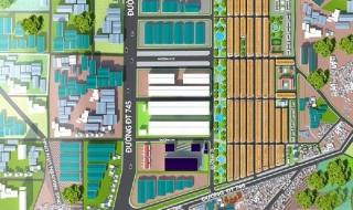 Dự án khu dân cư City Land Bình Dương
