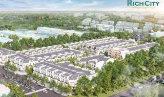 Dự án khu dân cư Rich City Long Thành