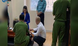 Bắt khẩn cấp CEO Địa ốc Alibaba Nguyễn Thái Luyện