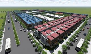 Dự án khu đô thị The Gold City Bình Phước