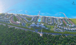 Dự án Edenia Resort Hồ Tràm