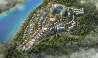 Dự án khu biệt thự Monaco Hạ Long
