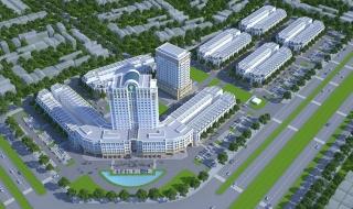 Dự án Eurowindow Garden City Thanh Hóa