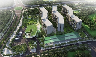 Dự án khu nhà nghỉ Nam Hội An Staff Village