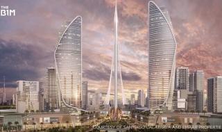Nhìn ra thế giới: Tháp Dubai Creek - Tòa nhà có kiến trúc cao nhất thế giới