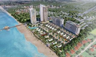 Dự án căn hộ du lịch Aria Vũng Tàu
