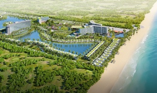 Dự án Mövenpick Resort Waverly Phú Quốc