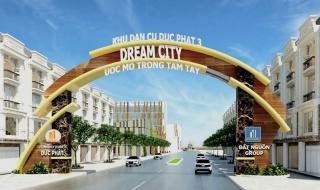 Dự án Dream City Bàu Bàng