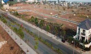 Soi tiến độ loạt dự án bất động sản tại Đồng Xoài