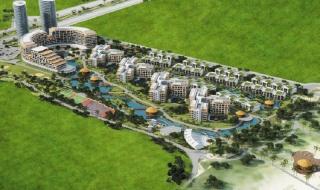 Dự án Manna Luxury Holiday Resort