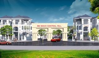 Dự án Mỏ Bạch Central Hills Thái Nguyên